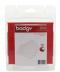 บัตรพลาสติก PVC 0.76 มม. (แพ็ค 100 ใบ) ยี่ห้อ Evolis