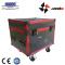 Flight case กล่องใส่อุปกรณ์ แร็ค สำหรับจัดเก็บอุปกรณ์สินค้าสำหรับงานแสดง หรือสินค้าทั่วไป ยี่ห้อ MODE