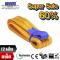 Super Sale คุ้มยกแพค สลิงผ้าใบ 12 เส้น ชนิดแบน  น้ำหนักยก 3 ตัน ยาว 5 เมตร