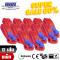 Super Sale คุ้มยกแพค สลิงผ้าใบ 12 เส้น ชนิดแบน  น้ำหนักยก 5 ตัน ยาว 5 เมตร