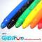 ปากกาเขียนกระจก AMOS GlassFun 12 สี