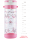Richell Straw Bottle Mug กระติกน้ำเด็ก 450ml