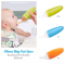 Boon Squirt Silicone Baby Food Dispensing Spoon, Green