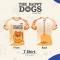 The Happy Dogs : Virtual Run