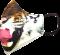 หน้ากากผ้า ลายพี่เสือ