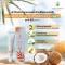 ครีมกันแดดมะพร้าว SPF50 PA+++ ( Coconut Oil Sun Protection Cream)