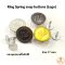 Ring Spring snap buttons (Logo)
