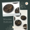 Engraved Wood Buttons