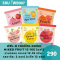 Wel-B Freeze-dried Mixed Fruit 12-16g (ผลไม้รวมกรอบ คละรส 12-16 กรัม - รสชาติละ 2 ซอง) (เเพ็ค 12 ซอง)