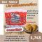 ปลาสลิดแดดเดียว   ขนาด S (11-15 ตัวโล)  (Set 5 kg.) แถมฟรี น้ำพริกโจรสลิด 1 กระปุก