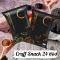 cruff mixed root chips  truffle & chilli truffle flavor รสละ 12 ซอง จำนวน 24 ซอง