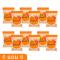 Wel-B Freeze-dried Peach 14g. (พีชกรอบ 14g.) (แพ็ค 12 ซอง)