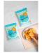 Wel-B Freeze-dried Apricot 14g. (แอปริคอตกรอบ 14g.) (แพ็ค 12 ซอง)
