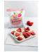 Wel-B Freeze-dried Strawberry+Banana 16g. (สตรอเบอรี่กรอบ+กล้วยกรอบ 16 กรัม) (แพ็ค 12 ซอง)