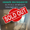 Sold Out Condo for sale, Ideo Sukhumvit 93, room area 31.74 sq.m., very new condition, near Bangchak BTS
