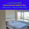 Condo for sale near BTS !! Centric Tiwanon Station, 67 sqm, 2 bedrooms, 20th floor, corner room, city view, cheap price !!!