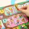 Pinkfong - Sticker Bag สติ้กเกอร์การ์ตูนรูปตัวเลข ติดแล้วลอกออกได้ ของเล่น สติ้กเกอร์ กระดานสติ้กเกอร์