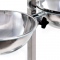 Dog Link Stainless Bowl with Hanger (30 cm)