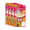 CIAO Cat Snack Churu Chicken Fillet 14 g. (4 pcs./Pack) x 4