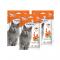 Delicio Premium Cat Snack Real Salmon + Shrimp (65 g.) x 3