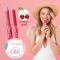 Mistine Pink Magic Lip plus Vitamin C&E Cherry 1.5 g.