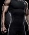 เสื้อออกกำลังกาย Compression (แขนกุด/ชาย) ACE Compression Sleeveless Top/Back Support
