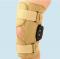 เฝือกพยุงหัวเข่าเกรียวปรับองศา (แบบสั้น) R.O.M. Hinged Knee Brace