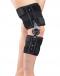 เฝือกพยุงหัวเข่าอลูมิเนียม (เกรียวปรับองศา) R.O.M. Knee Brace