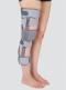 เฝือกล็อกหัวเข่ากระดูกแตก (Knee Immobilizer Adjustable)