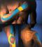 เทปพยุงกล้ามเนื้อ (2 ม้วน) MAXTAPING (2 Rolls)