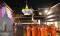 พระเทพรัตนมุนี รักษาการแทนเจ้าอาวาสวัดสระเกศ ราชวรมหาวิหาร เป็นประธานพิธีเวียนเทียนเนื่องในวันอาสาฬหบูชา ประจำปีพุทธศักราช ๒๕๖๑ ณ พระอุโบสถ วัดสระเกศฯ
