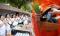  พิธีทำบุญตักบาตร เนื่องในวันวิสาขบูชา ณ ลานโพธิ์ลังกา