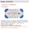 Multi Switch 3x3x12 IDEASAT (เข้า3 ออก12 ต่อพ่วงได้)