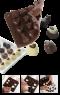 CHOCO01 Pavoni BROWN CHOCO PRALINES: VARIES