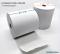 กระดาษบวกเลขความร้อน/ กระดาษใบเสร็จ (Thermal Paper) ขนาด 80x80 mm. (แพคละ 5 ม้วน)