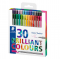 ปากกา Staedtler Triplus Fineliner 30 สี/24 ฟรี 6
