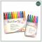 ปากกา pentel Touch Pen เพนเทลหัวพู่กัน ชุด 6 สี และ 12 สี