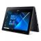 Acer Notebook Travelmate Spin B3 รุ่น TMB311R-31-A14PG Black(ฟรี เม้าส์,กระเป๋า,แผ่นรองเม้าส์)
