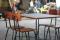 โต๊ะเก้าอี้ทานอาหารแบบวินเทจ