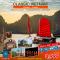 ทัวร์เวียดนาม PV CLASSIC VIETNAM 3D HANOI-HALONG