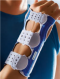 ManuLoc - Stabilizing orthosis for immobilization of the wrist.
