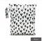 """Bumkins Wet/Dry Bag Size 12""""x16.5"""" (2 Zip)"""