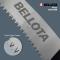 Bellota เลื่อยโค้งตัดกิ่งไม้