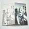 5x7 inch foldable 3d lenticular greeting card of Marilyn Monroe