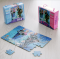Hot sale kids toy jigsaw puzzle 3d lenticular printing puzzle toy for kids game