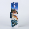 Wholesale Lenticular Promotional Plastic PET 3D Bookmark of wolf