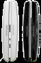 LEOMAX Car Door Bumper model KD-1404 (White) - 2 pieces / set for protect Car Door from Crash(copy)