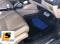 LEOMAX [ถาด PVC HYBRID ดำ-ใยน้ำเงิน หน้า แพค 1 ชิ้น] - ถาดปูพื้นพลาสติก PVC พร้อมใยไวนิล รุ่น LION KING  ด้านหน้า แพค 1 ชิ้น (สีดำ - ใยน้ำเงิน)