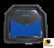 [BUNDLE 2 ชุด] LEOMAX [ถาด PVC HYBRID ดำ-ใยน้ำเงิน หลัง แพค 2 ชิ้น] - ถาดปูพื้นพลาสติก PVC พร้อมใยไวนิล รุ่น LION KING  ด้านหลัง แพค 2 ชิ้น (สีดำ - ใยน้ำเงิน)
