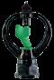 สปริงเกอร์Rotor Sprinkler รุ่นโครงหมุน รุ่น SF-1 SUPER PRODUCTS